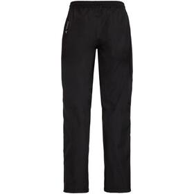 VAUDE Escape Pantalón de 2,5 capas, black